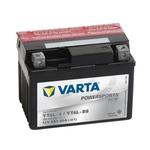 Varta Motorrad-Batterie Powersports AGM 12V 503 014 003 (Batterie+Säurepack)