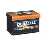 Duracell Starter-Batterie Advanced 12V 57209 DA 72