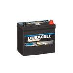 Duracell Batterie de démarrage Advanced 12V 54523 DA 45