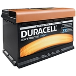 Duracell® Starter Batterie 12V 59201 DE 92 AGM 92AH H8