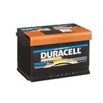 Duracell Starter-Batterie Advanced 12V 57412 DA 74