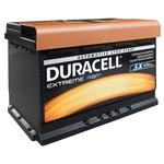 Duracell Batterie de démarrage 12V 57001 DE 70 AGM 70Ah H6