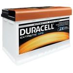 Duracell Batterie de démarrage 12V 56000 DE 60 EFB 60Ah H5