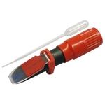 Refraktometer - Optischer Frostschutz und Batteriesäureprüfer mit AdBlue®-Beurteilung