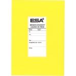 ESA Service-Etiketten Bremsflüssigkeit, 11 x 5 cm, D / F