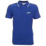 ELF Polo Line, bleu, taille S