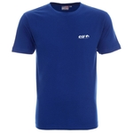 ELF T-Shirt Standard, bleu, taille L