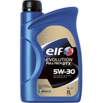 ELF Evolution Full-Tech DTX 5W/30, boîte de 1 litre