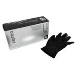 zaphiro Handschuhe Nitril schwarz, Grösse M, Pack à 100 Stück