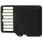 Micro SD Card 4GB Class 10 VE12 leer