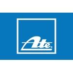 ATE Service-Etiketten Bremsflüssigkeit, deutsch