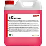 SONAX MultiWax, 663600, Bidon à 10 l