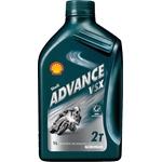 SHELL Advance VSX 2, Dose à 1 Liter