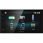 """KENWOOD DMX125DAB DAB+, Doppel DIN Monitor 17.3 cm (6.8""""), Bluetooth"""