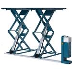 NUSSBAUM Jumbo Lift 3200 NT pont élévateur à double ciseau sur sol - cadre zingué