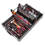 KRAFTWERK Service-Werkzeugkoffer,PB+HIGHTECH, 154-tlg. 202.500.000