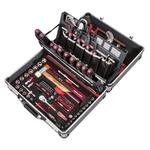 KRAFTWERK Service-Werkzeugkoffer,ERGI+HIGHTECH,154-tlg. 202.500.001
