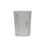 3M PPS Serie 2.0 850 ml, Aussenbecher 26023, 1 Stück