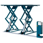 NUSSBAUM Jumbo Lift 3500 RAL 5001 - blau / UF/ÜF