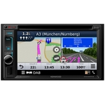 KENWOOD DNX451RVS, DAB+ Radio und FM Tuner, Navigation, CD-DVD,