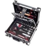 """KRAFTWERK Coffret d'outils B143, 1/4""""+3/8"""", 102 pcs. 202.143.000"""