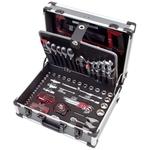 "KRAFTWERK Coffret d'outils B147, 1/4""et 1/2"", 158 pcs. 202.147.000"